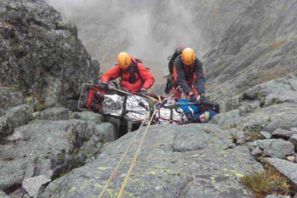 Wypadek w Górach 1