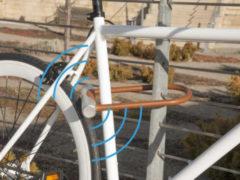 Zapięcie rowerowe typu U – lock