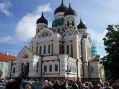 estonia -Największe zabytki estońskiej stolicy