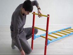 Drabinki gimnastyczne i rehabilitacyjne do domu - dlaczego warto je mieć?